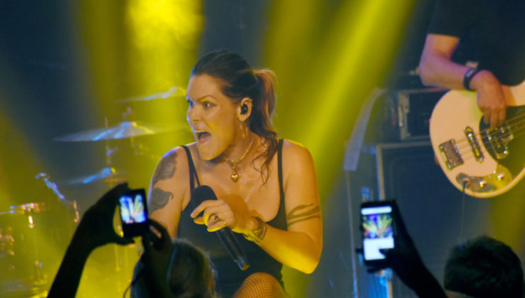 Picture of Beth Hart in concert by David Gasson