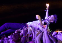 Picture of Gentleman's Dub Club at the Outlook festival by David Gasson