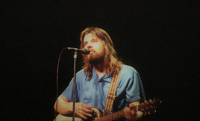 Picture of Bob Seeger in concert by Bill O'Leary