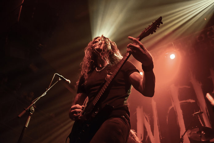 Picture of In Flames in concert by Vivian Danielle