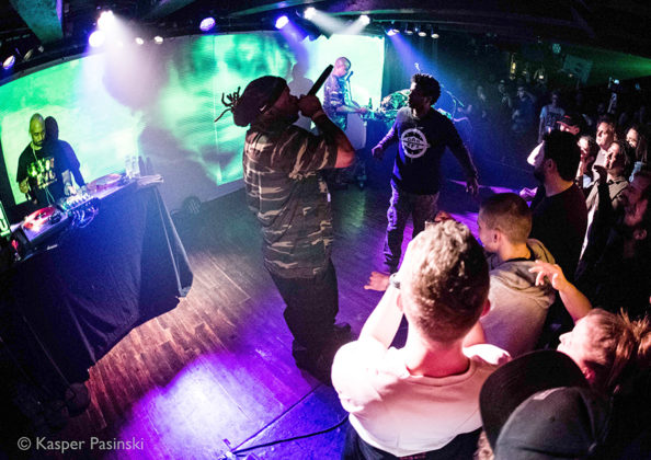 Picture of DAS EFX in concert by Kasper Pasinski