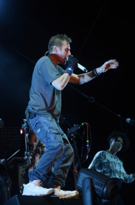 Picture of Stereo MCs in concert by David Gasson