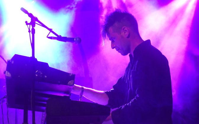 Picture of Killo Killo in concert by David Gasson