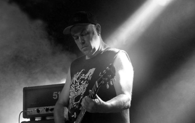 Picture of Citizen Smith in concert by David Gasson