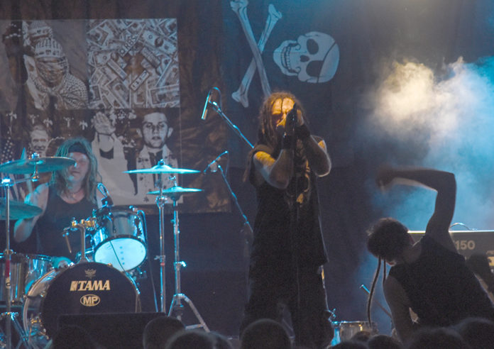 Picture of Doom in concert by David Gasson