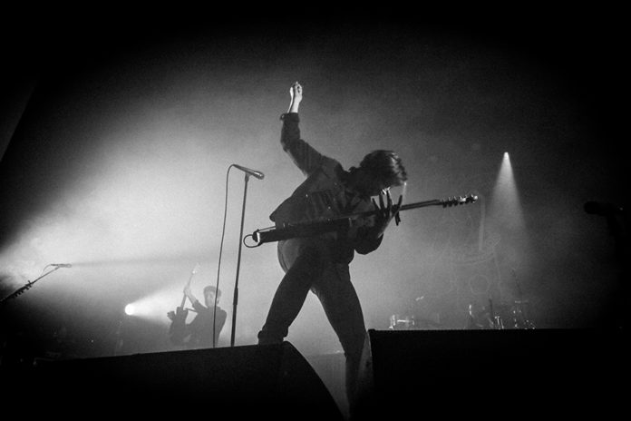 Picture of Catfish and the Bottlemen in concert by Danni Fro