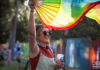 Picture of the WOMADelaide festival by Deb Kloeden