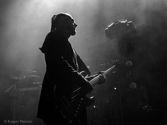 Picture of Riverside in concert by Kasper Pasinski