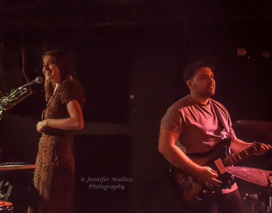 Picture of WILD in concert taken by music photographer Jennifer Mullins