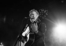 Picture of Glen Hansard in concert by Danni Fro