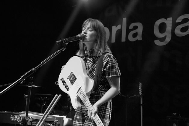 Picture of Orla Gartland in concert by Danni Fro