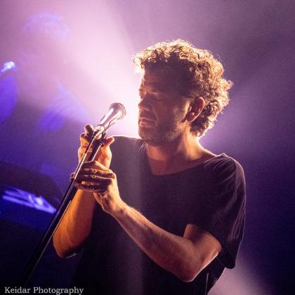 Picture of Amir Dadon in concert by Omer Keidar