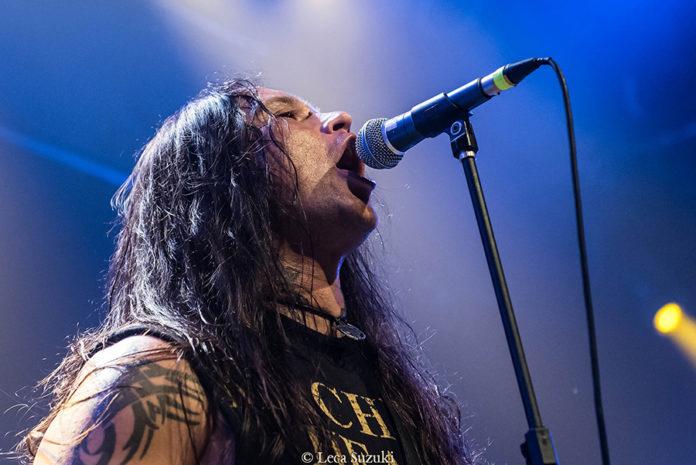 Picture of Ektomorf in concert by Leca Suzuki