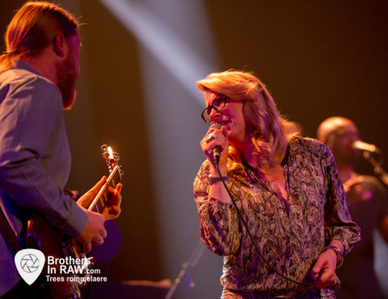 Picture of The Tedeschi Trucks Band in concert by Trees Rommelaere