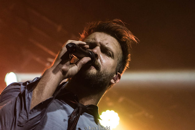 Picture of Leprous in concert by Leca Suzuki