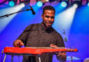 Picture of Robert Randolph and The Family Band in concert by Andrew Perkins