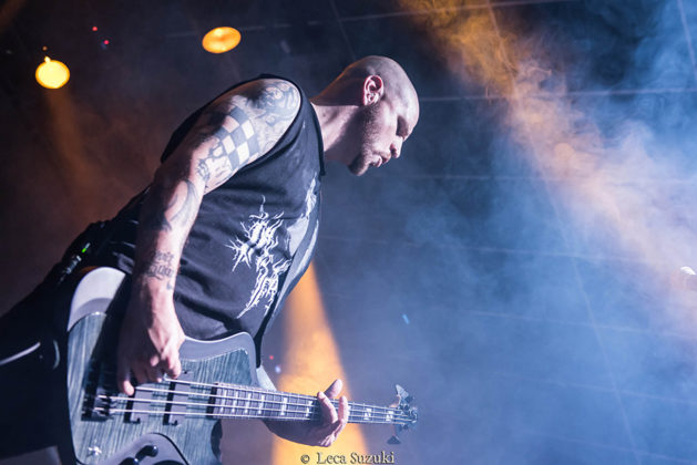 Picture of Philip H. Anselmo & the Illegals in concert by Leca Suzuki