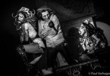 picture of Alice Cooper in concert taken by the Netherlands concert photographer Paul Verhagen