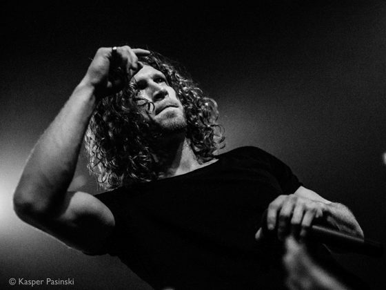 Picture of the American rock band Nothing More in concert taken by Kasper Pasinski in Denmark