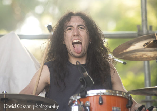 Picture of the GoatHell Metal Fest by David Gasson