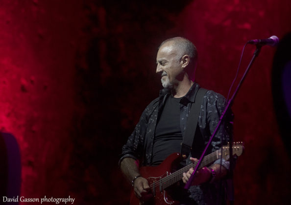 Picture of Gibonni in concert taken by festival photographer David Gasson
