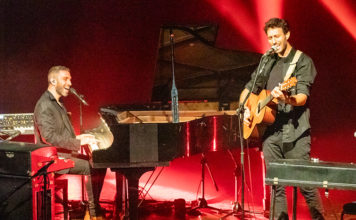 Picture of Shlomi Shaban in concert by Omer Keidar