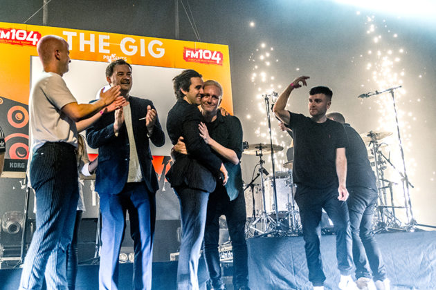 Picture of FM104 The Gig concert by Danni Fro