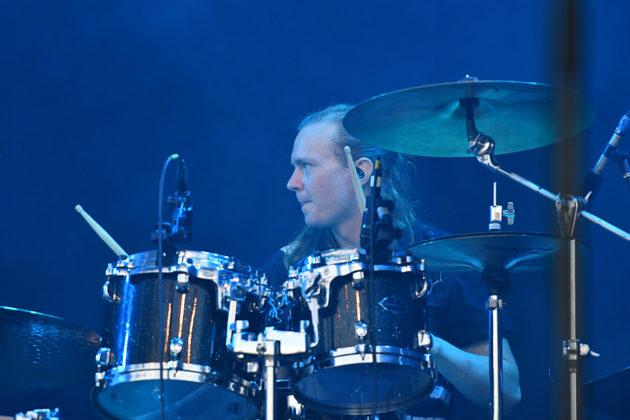 Picture of Georg Härnsten Egg with Joe Lynn Turner in concert by Lennart Håård