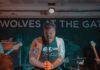 Picture of the rock band Wolves at the Gate in concert taken by Jonathan Galeano