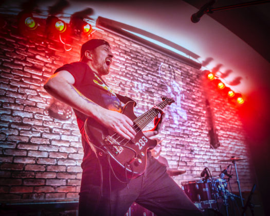 Picture of the band Fxxk The System in concert taken by Marcin W Photography