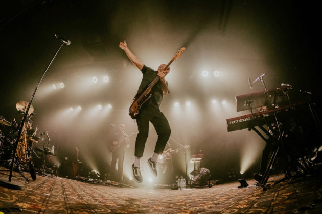 Picture of X Ambassadors in concert taken by Darren Chan
