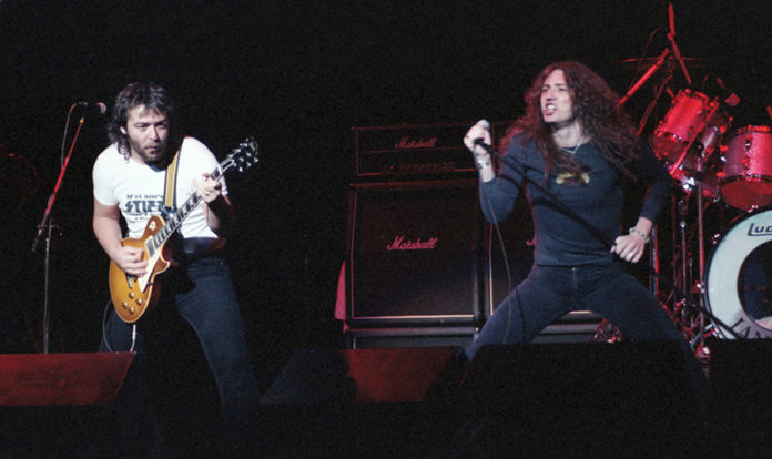 Picture of the band Whitesnake in concert by Bill O'Leary