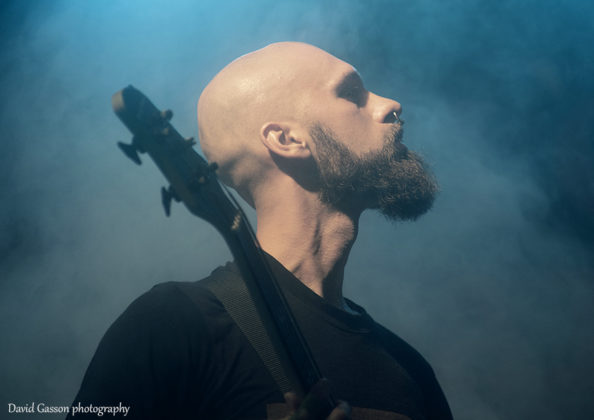 Picture of Namet in concert by David Gasson