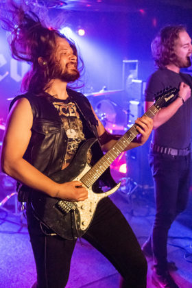 Picture of Sacred in concert by Lennart Håård