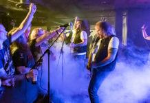 Picture of Screamer in concert by Lennart Håård