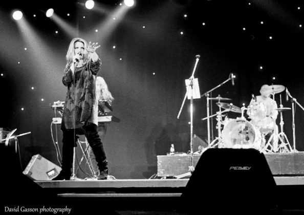 Picture of Toyah in concert by David Gasson