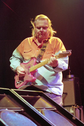 Picture of NRBQ in concert by Bill O'Leary