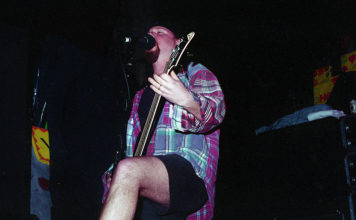 Picture of Pro-Pain in concert taken by Bill O'Leary