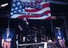 Picture of M.O.D. in concert taken by Bill O'Leary
