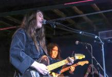 Picture of Sydney Sprague in concert taken by Jennifer Mullins