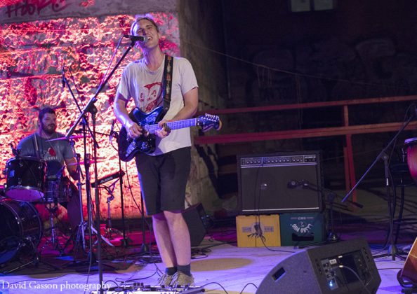 Picture of Seine in concert taken by David Gasson