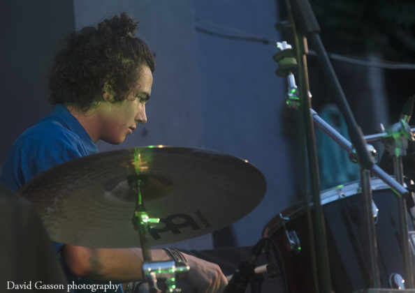 Picture of Immobile in concert taken by David Gasson