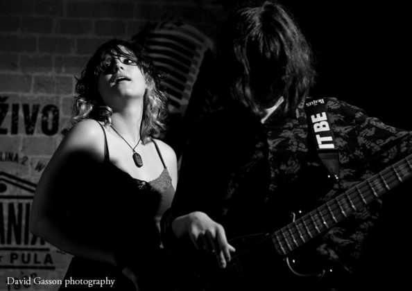 Picture of Freaktion in concert taken by David Gasson