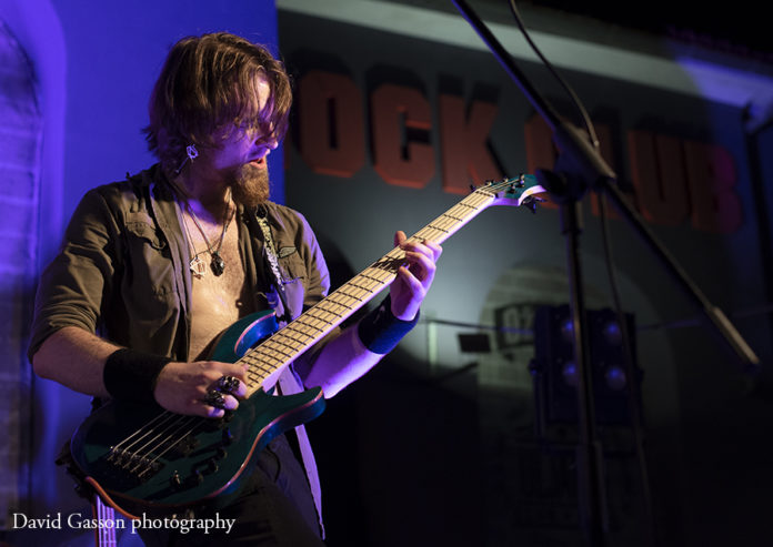 Picture of Rifft in concert taken by David Gasson
