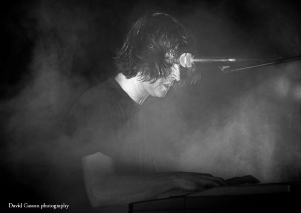 Picture of Sick Sheets in concert taken by David Gasson