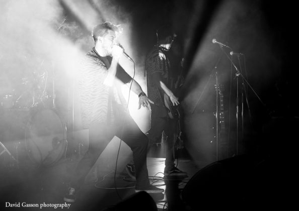 Picture of Storm in concert taken by David Gasson