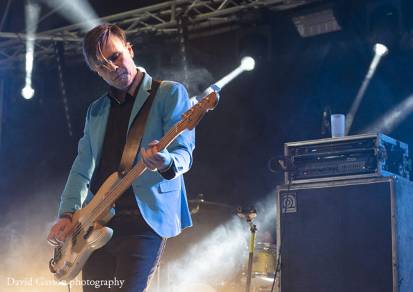 Picture of Jonathan in concert taken by David Gasson