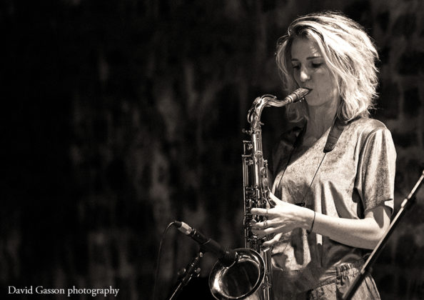 Picture of Andreja, Rundek & Ekipa in concert taken by David Gasson