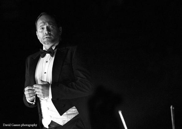 Picture of Aljaž_Farasin concert taken by David Gasson