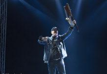 Picture of Vlatko Stefanovski in concert taken by David Gasson